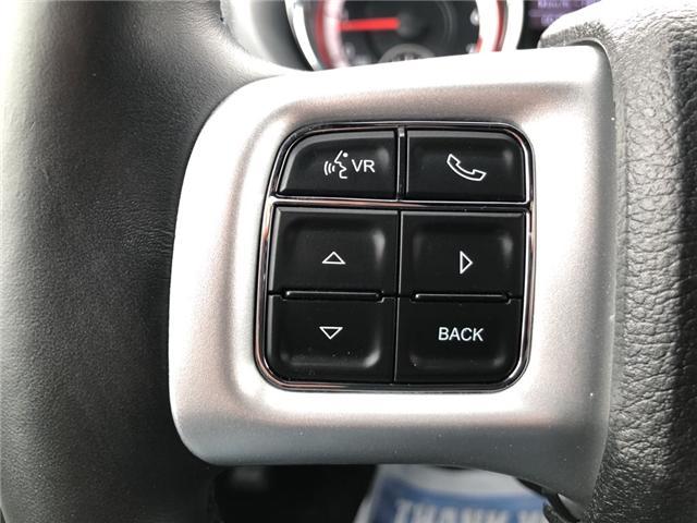2018 Dodge Grand Caravan GT (Stk: -) in Kemptville - Image 16 of 29