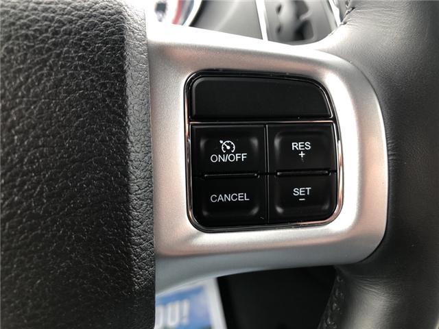 2018 Dodge Grand Caravan GT (Stk: -) in Kemptville - Image 17 of 29