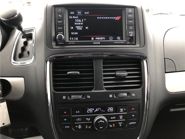 2018 Dodge Grand Caravan GT (Stk: -) in Kemptville - Image 19 of 29