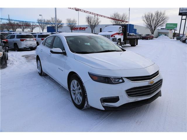 2018 Chevrolet Malibu LT (Stk: 172362) in Medicine Hat - Image 1 of 29