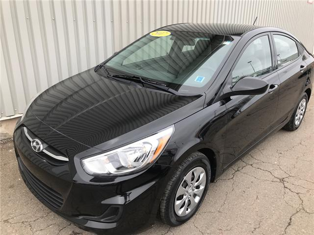 2017 Hyundai Accent GL (Stk: X4607A) in Charlottetown - Image 1 of 16