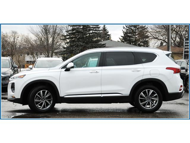 2019 Hyundai Santa Fe Preferred 2.4 (Stk: OP3838) in Kitchener - Image 2 of 13