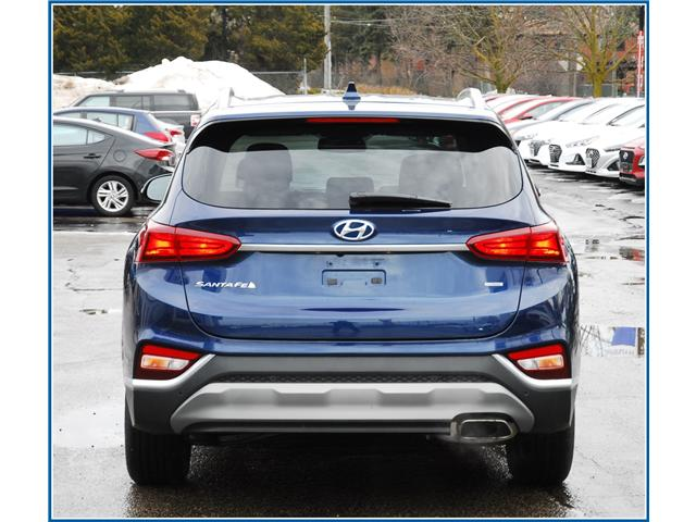 2019 Hyundai Santa Fe Preferred 2.4 (Stk: OP3840) in Kitchener - Image 4 of 13