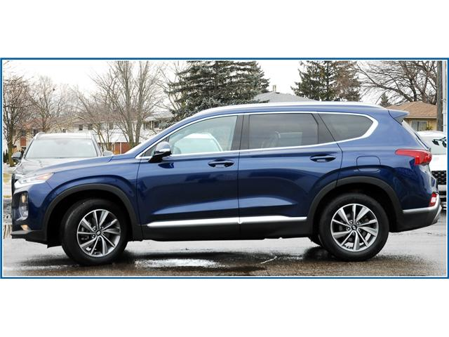 2019 Hyundai Santa Fe Preferred 2.4 (Stk: OP3840) in Kitchener - Image 3 of 13