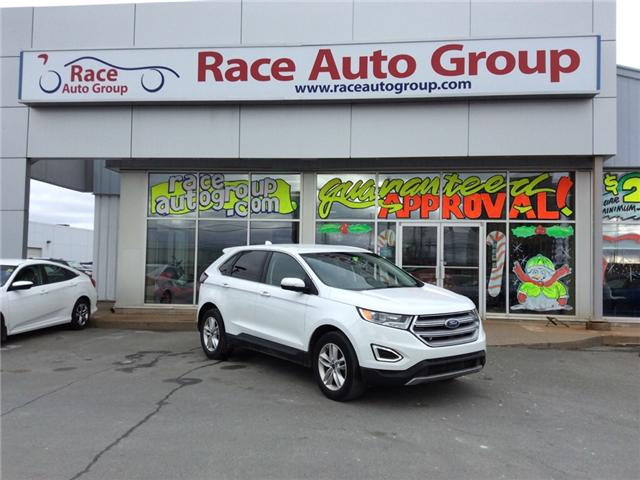 2016 Ford Edge SEL (Stk: 16209A) in Dartmouth - Image 1 of 21