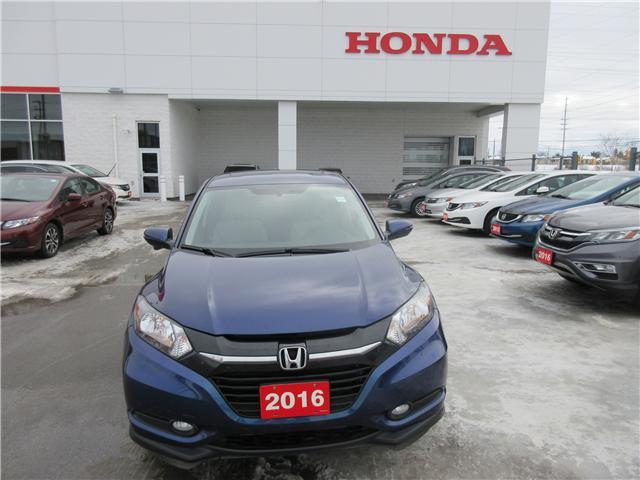 2016 Honda HR-V EX (Stk: 26527L) in Ottawa - Image 2 of 10