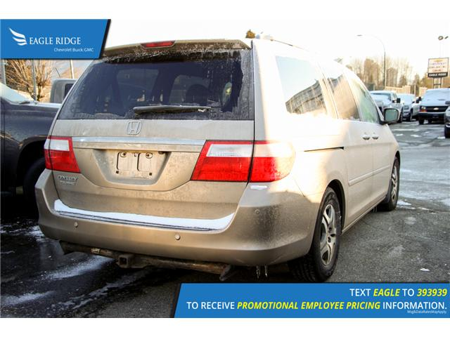 2006 Honda Odyssey Touring (Stk: 069100) in Coquitlam - Image 2 of 4