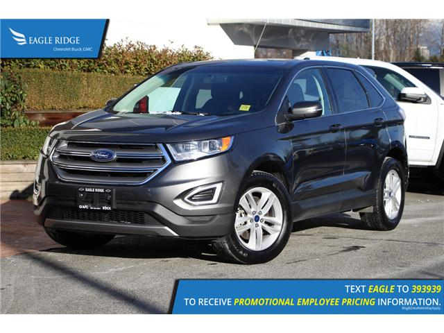 2018 Ford Edge SEL (Stk: 189322) in Coquitlam - Image 1 of 15