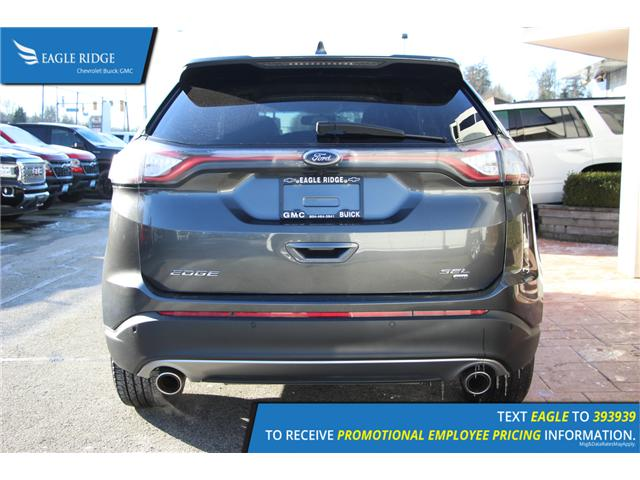 2018 Ford Edge SEL (Stk: 189322) in Coquitlam - Image 5 of 15