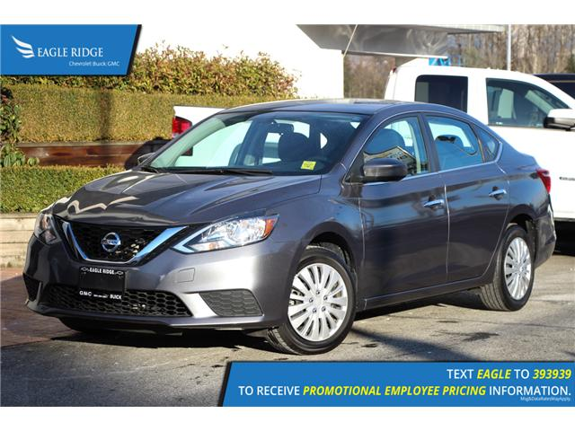 2016 Nissan Sentra 1.8 S (Stk: 169541) in Coquitlam - Image 1 of 14