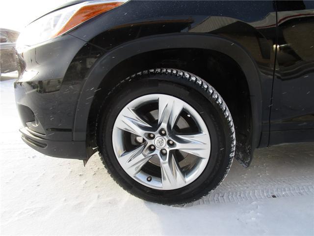 2015 Toyota Highlander Limited (Stk: 92914) in Moose Jaw - Image 2 of 36