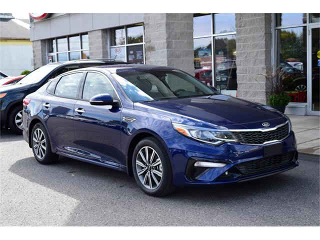 2019 Kia Optima EX (Stk: 19-288429) in Cobourg - Image 1 of 19