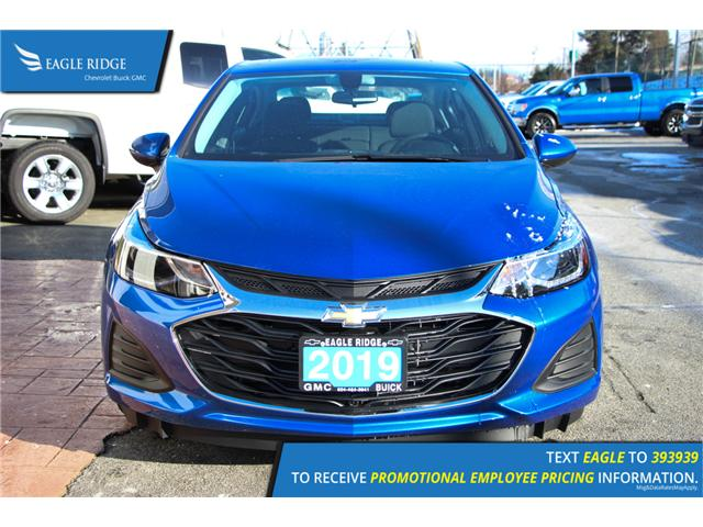 2019 Chevrolet Cruze LT (Stk: 91515A) in Coquitlam - Image 2 of 17