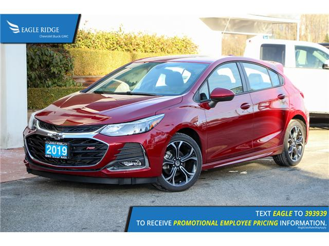 2019 Chevrolet Cruze LT (Stk: 91512A) in Coquitlam - Image 1 of 18
