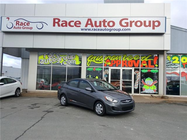 2014 Hyundai Accent GLS (Stk: 16321C) in Dartmouth - Image 1 of 16