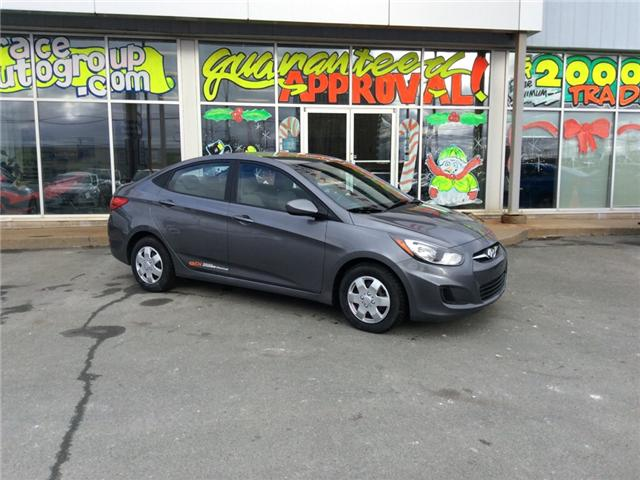 2014 Hyundai Accent GLS (Stk: 16321C) in Dartmouth - Image 2 of 16