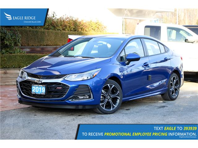 2019 Chevrolet Cruze LT (Stk: 91514A) in Coquitlam - Image 1 of 18