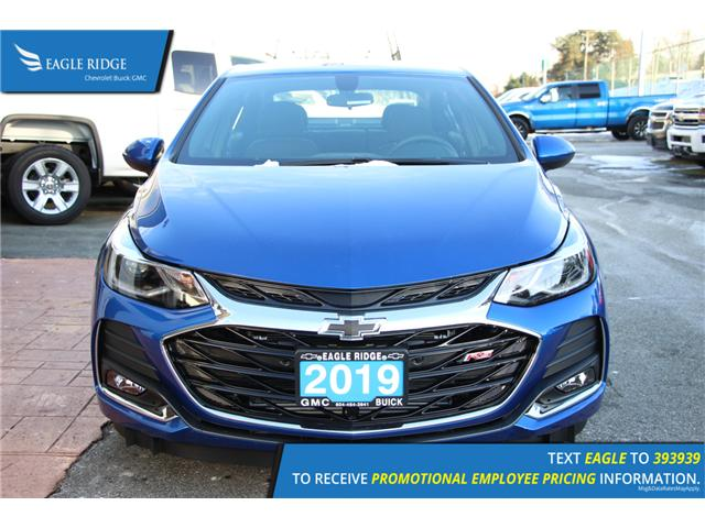 2019 Chevrolet Cruze LT (Stk: 91514A) in Coquitlam - Image 2 of 18