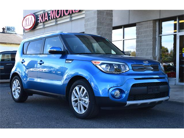 2019 Kia Soul EX+ (Stk: 19-653803) in Cobourg - Image 1 of 20
