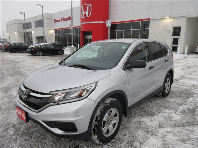 2015 Honda CR-V LX (Stk: 26608A) in Ottawa - Image 1 of 11