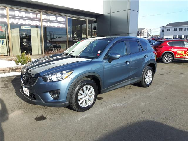 2015 Mazda CX-5 GS (Stk: S01) in Fredericton - Image 1 of 11