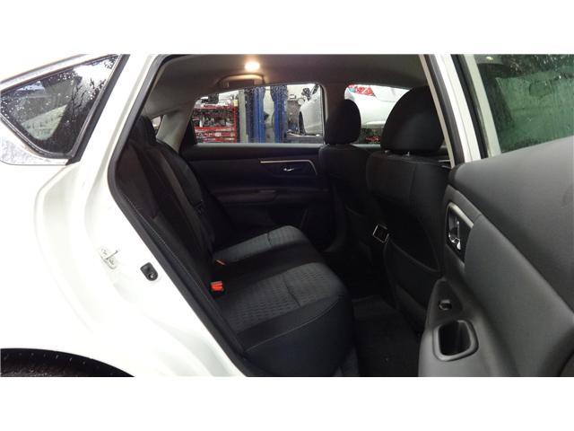 2018 Nissan Altima 2.5 SV (Stk: U12406) in Scarborough - Image 10 of 21