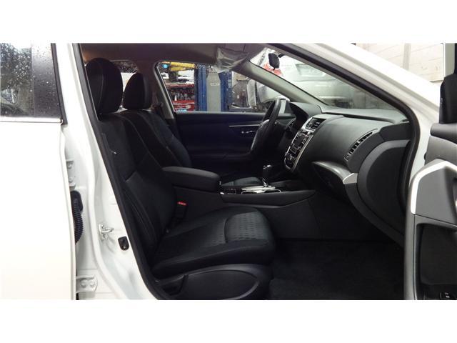 2018 Nissan Altima 2.5 SV (Stk: U12406) in Scarborough - Image 11 of 21