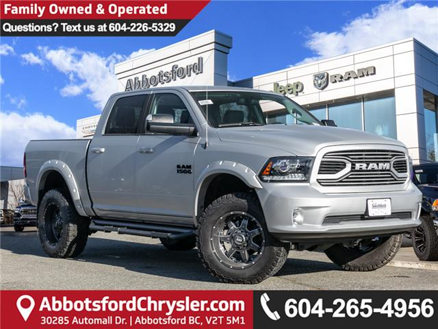 2018 RAM 1500 Sport (Stk: J176169) in Abbotsford - Image 1 of 25