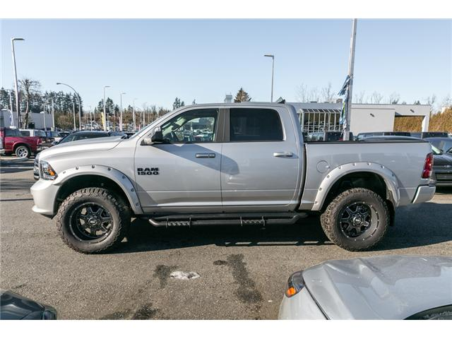2018 RAM 1500 Sport (Stk: J176169) in Abbotsford - Image 4 of 25