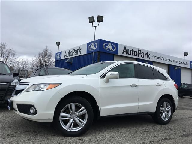 2015 Acura RDX Base (Stk: 15-04854) in Georgetown - Image 1 of 27