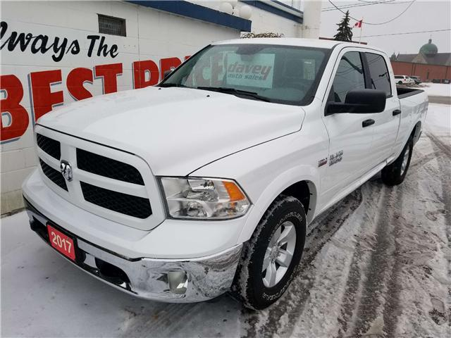 2017 RAM 1500 SLT (Stk: 19-078) in Oshawa - Image 1 of 13