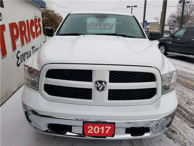2017 RAM 1500 SLT (Stk: 19-078) in Oshawa - Image 2 of 13
