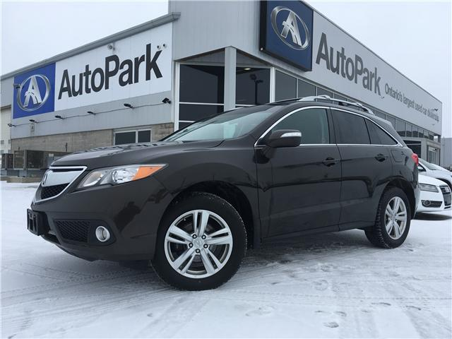 2015 Acura RDX Base (Stk: 15-02728MB) in Barrie - Image 1 of 27