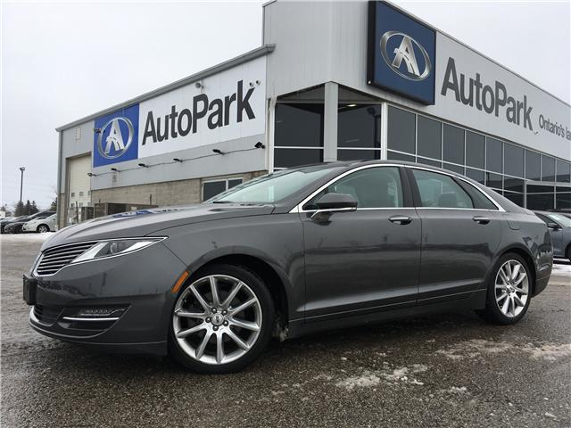 2016 Lincoln MKZ Base (Stk: 16-02505MB) in Barrie - Image 1 of 29