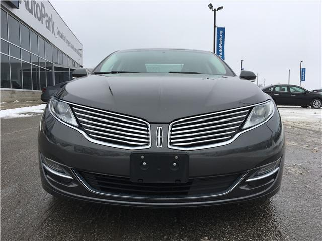 2016 Lincoln MKZ Base (Stk: 16-02505MB) in Barrie - Image 2 of 29