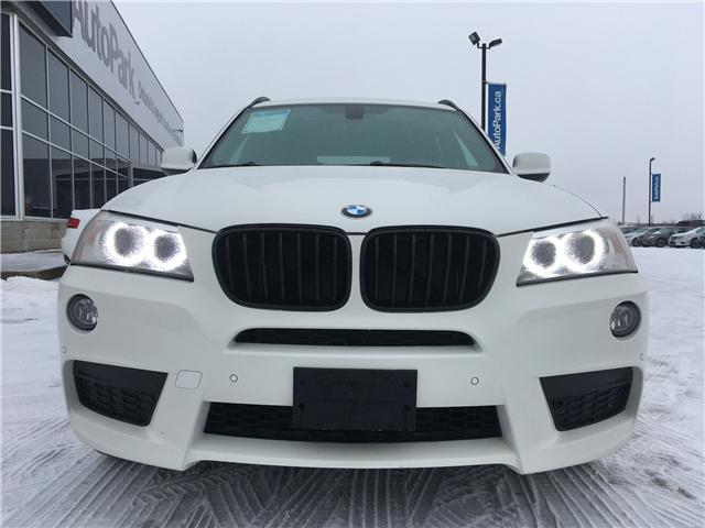 2013 BMW X3 xDrive35i (Stk: 13-83032T) in Barrie - Image 2 of 30