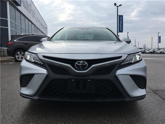2018 Toyota Camry SE (Stk: 18-80195RJB) in Barrie - Image 2 of 27