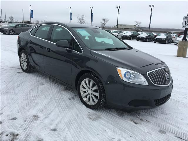 2017 Buick Verano Base (Stk: 17-04151RJB) in Barrie - Image 3 of 23