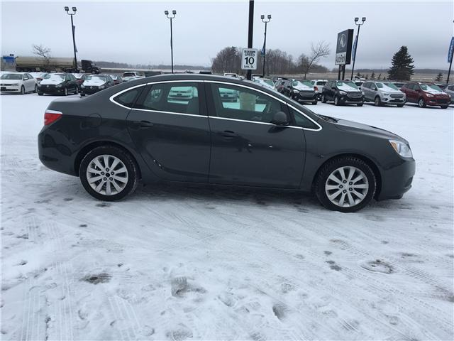 2017 Buick Verano Base (Stk: 17-04151RJB) in Barrie - Image 4 of 23