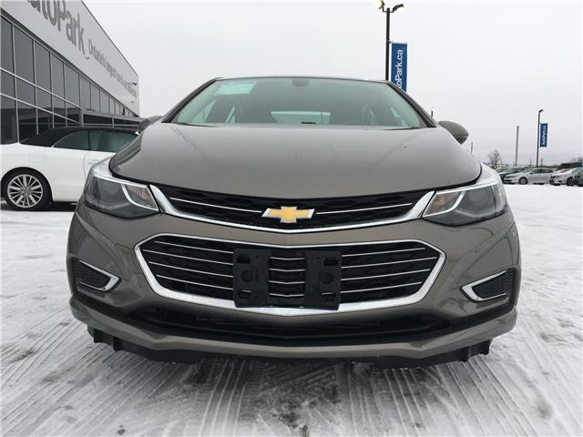 2017 Chevrolet Cruze Premier Auto (Stk: 17-02969RJB) in Barrie - Image 2 of 26