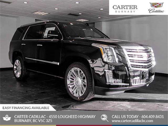 2019 Cadillac Escalade Platinum (Stk: C9-18930) in Burnaby - Image 1 of 24