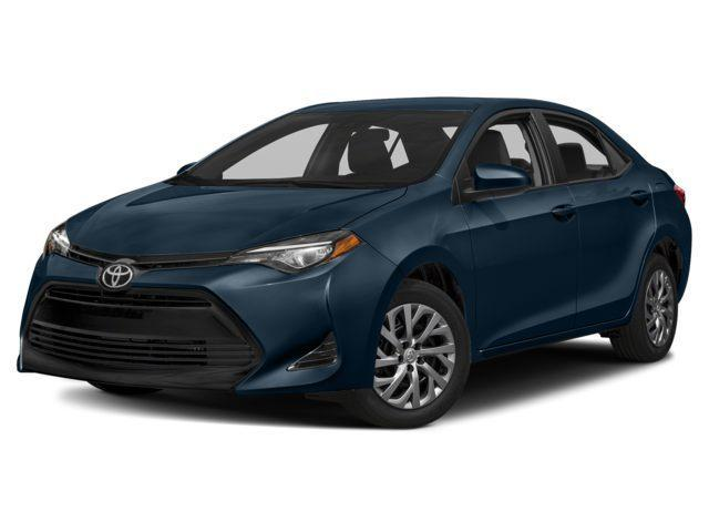 2019 Toyota Corolla LE (Stk: 19160) in Walkerton - Image 1 of 9