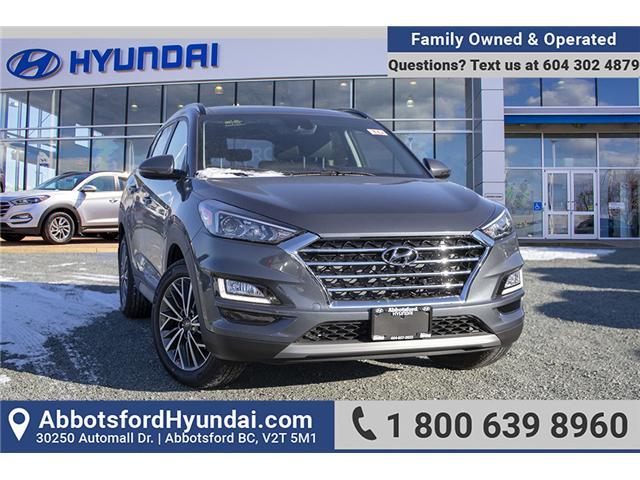 2019 Hyundai Tucson Luxury (Stk: KT911206) in Abbotsford - Image 1 of 27