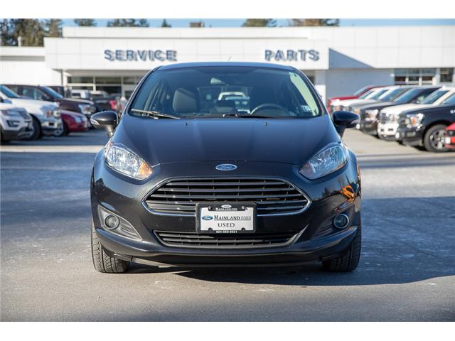 2014 Ford Fiesta SE (Stk: 8FO7044A) in Surrey - Image 2 of 23