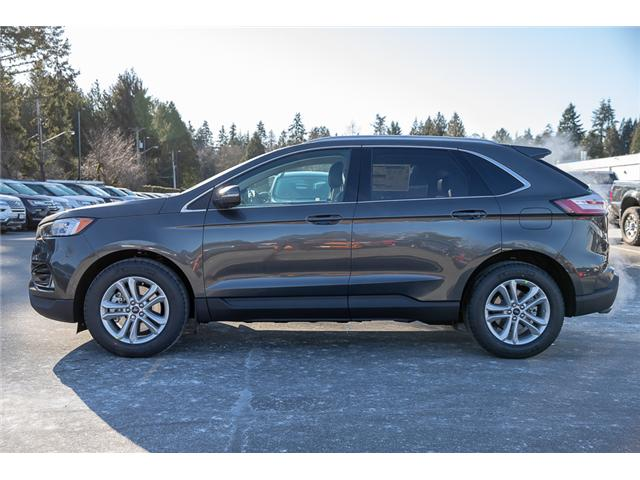 2019 Ford Edge SEL (Stk: 9ED8441) in Surrey - Image 4 of 26