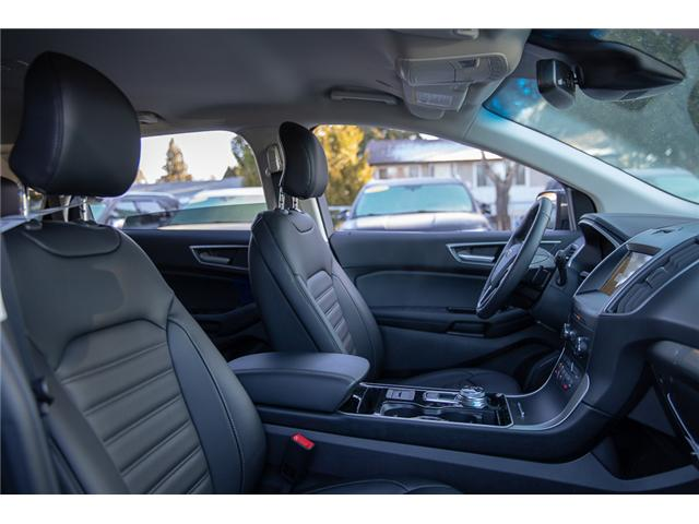 2019 Ford Edge SEL (Stk: 9ED8441) in Surrey - Image 17 of 26