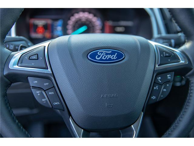 2019 Ford Edge SEL (Stk: 9ED0493) in Surrey - Image 20 of 28