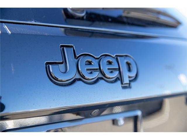 2018 Jeep Grand Cherokee Laredo (Stk: EE900800) in Surrey - Image 6 of 26