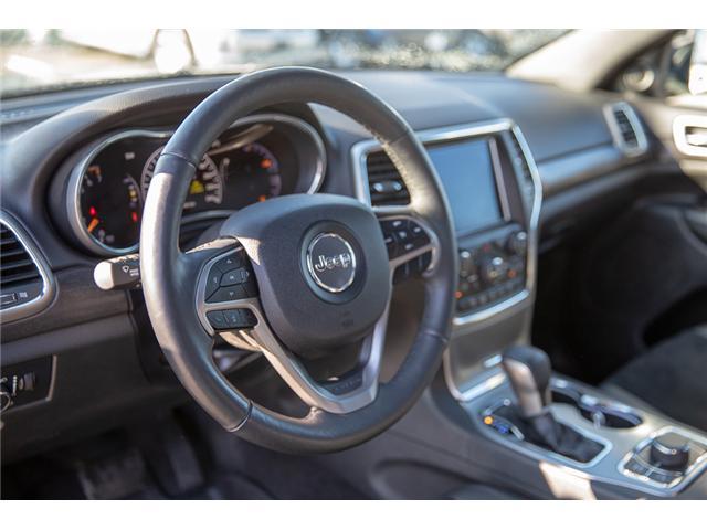 2018 Jeep Grand Cherokee Laredo (Stk: EE900800) in Surrey - Image 11 of 26