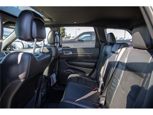 2018 Jeep Grand Cherokee Laredo (Stk: EE900800) in Surrey - Image 12 of 26